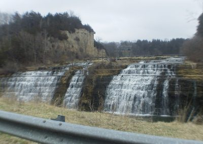 Galena Waterfall 1